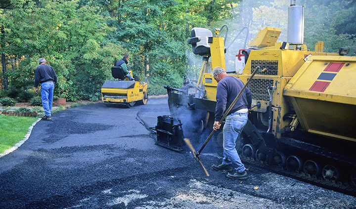 Best Maintenance Option for Destroyed Driveway Area Outside Your House