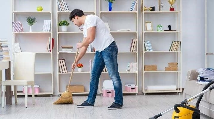 How to Clean Your House Quickly: 5 Tips