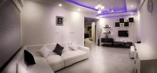 Top 7 Best Lighting Ideas For Living Room Interiors