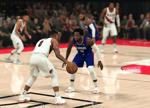 How To Become Better Park Player In NBA 2K22