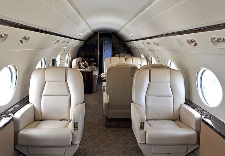 4 Perks of Flying Private