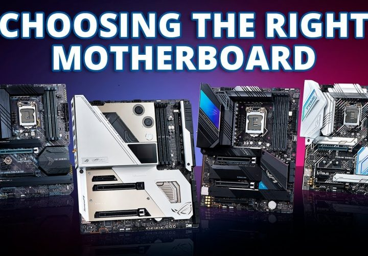 5 Things To Consider Before Purchasing a Motherboard
