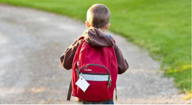 STEP BY STEP INSTRUCTIONS to choose the proper SCHOOL BAG OR BACKPACK