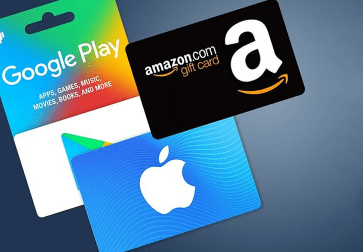 How much do you get for gift cards in Nigeria?