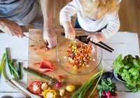 Four Meals Your Kids Can Help Prepare