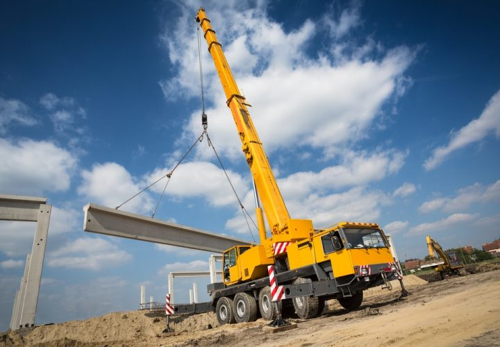 A Vehicle Which Is Very Helpful for Loading/Unloading – Crane Trucks