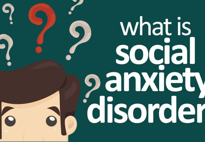 How to get rid of social phobia or social anxiety