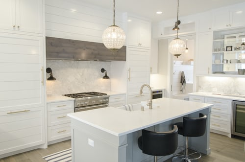 Consider Two-tone kitchen ideas and styles