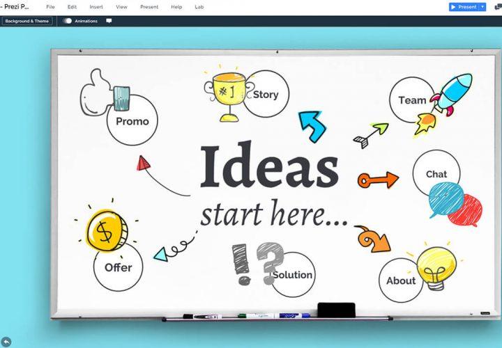 Top 5 Online Presentation Makers You Shouldn't Miss