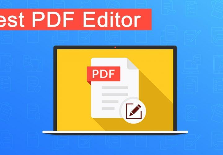 Best PDF Editing Software