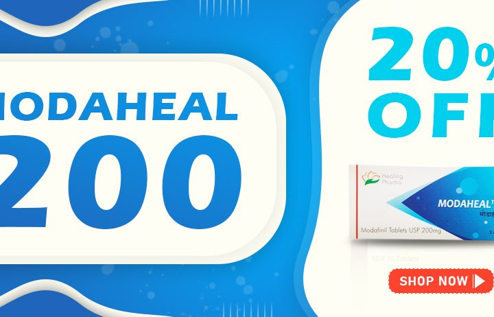 Modaheal | Buy Modaheal 200 Online In Lowest Price At Pills4ever