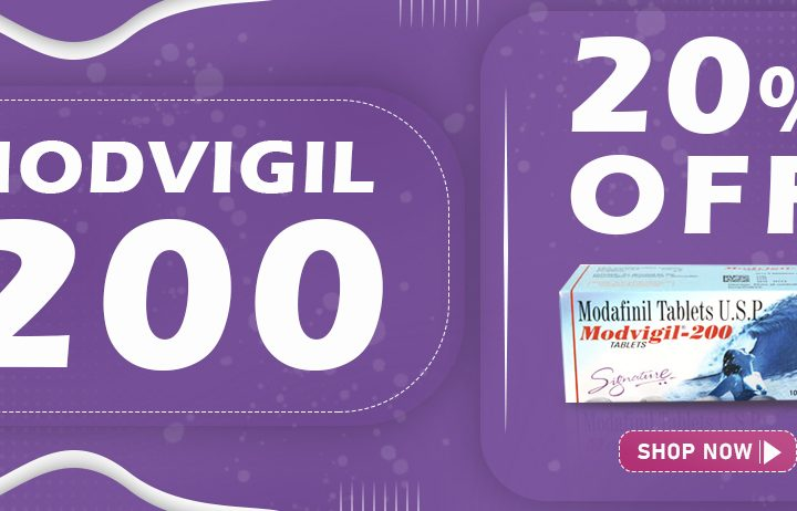 What Is Modvigil 200? How It Help in Insomnia (Narcolepsy)