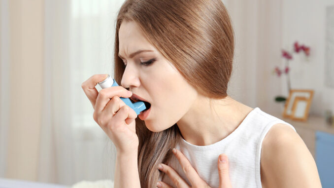 Occupational Asthma Is How It Happens