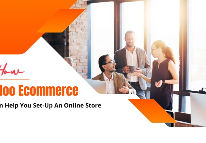 How Odoo Ecommerce Can Help You Set-Up An Online Store