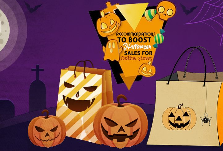 Top 5 Recommendations To Boost Halloween Sales For Online Stores