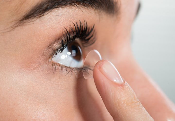 The Way Acuvue Moist Contacts Work