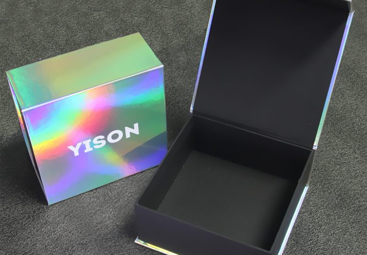 Be the Symbol of Elegance in the Market with a Tantalizing Holographic Box.
